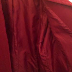 Focus 2000 Jackets & Coats - Beautiful red coat